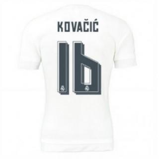 Maillot Real Madrid Kovacic Domicile 2015 2016