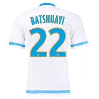 Maillot Marseille Batshuayi Domicile 2015 2016