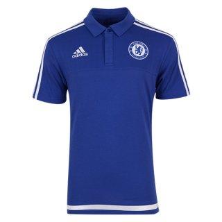 Maillot Chelsea Polo Bleu 2016