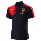 Maillot Arsenal Polo Noir 2016