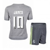 Maillot Real Madrid Enfant James Exterieur 2015 2016