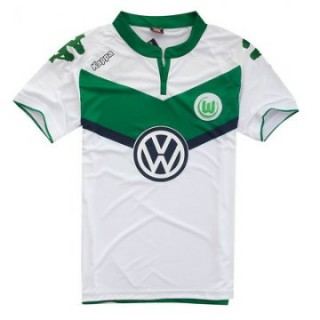 Maillot Wolfsbourg Domicile 2015 2016