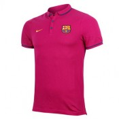 Maillot Barcelone Polo Rose 2017