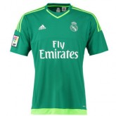 Maillot Real Madrid Gardien Exterieur 2015 2016