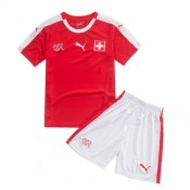 Maillot Suisse Enfant Domicile Euro 2016