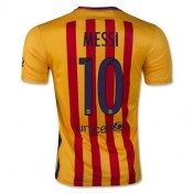 Maillot Barcelone Messi Exterieur 2015 2016