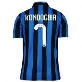 Maillot Inter Milan Kondogbia Domicile 2015 2016