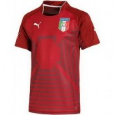 Maillot Italie Goalkeeper Rouge 2014 2015
