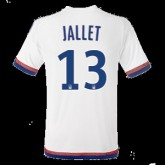Maillot Lyon Jallet Domicile 2015 2016