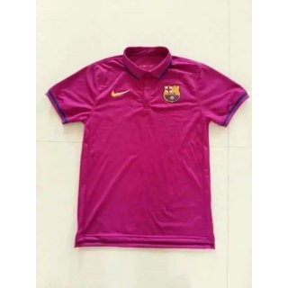 Maillot Barcelone Polo Rose 2016