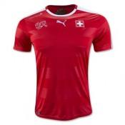 Maillot Suisse Domicile Euro 2016