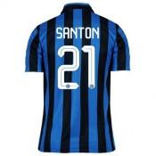 Maillot Inter Milan Santon Domicile 2015 2016