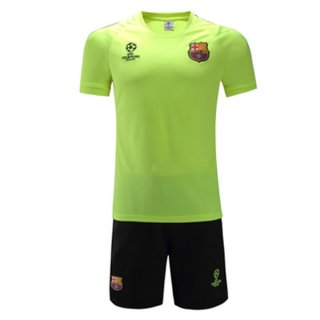 Maillot Formation Barcelone Champion Vert 2016