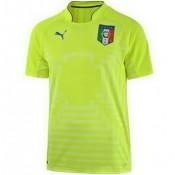 Maillot Italie Goalkeeper Vert 2014 2015
