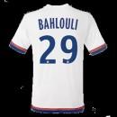 Maillot Lyon Bahlouli Domicile 2015 2016