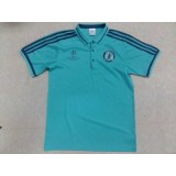 Maillot Chelsea Champion Polo Cyan 2016
