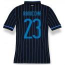Maillot Inter Milan Ranocchia Domicile 2014 2015