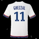 Maillot Lyon Ghezzal Domicile 2015 2016
