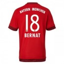 Maillot Bayern Munich Bernat Domicile 2015 2016