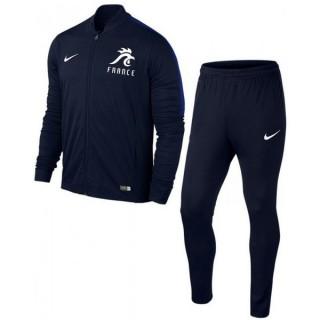2017 2018 Survetement Equipe de France Nike Academy Enfant 2018 Football Entrainement