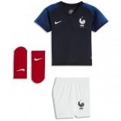 2018 2019 Ensemble Equipe de France Bébé Coupe du Monde 2018 Maillot Short Chaussettes Domicile