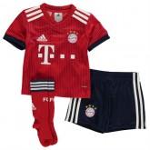 2018 2019 Ensemble Foot Bayern Enfant Maillot Short Chaussettes Domicile