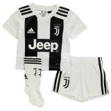 2018 2019 Ensemble Foot Juventus Enfant Junior Maillot Short Chaussettes Domicile