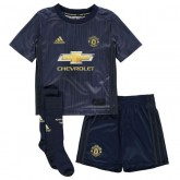 2018 2019 Ensemble Foot Manchester United Enfant Maillot Short Chaussettes Third