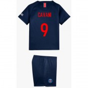 2018 2019 Ensemble Foot PSG CAVANI Enfant Paris Saint Germain Maillot Short Chaussettes Domicile