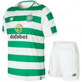 2018 2019 Homme Ensemble Foot Celtic Glasgow Maillot Short Domicile