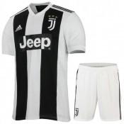 2018 2019 Homme Ensemble Foot Juventus Domicile Maillot Short