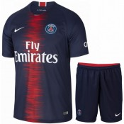 2018 2019 Homme Ensemble Foot PSG Paris Saint Germain Maillot Short Domicile