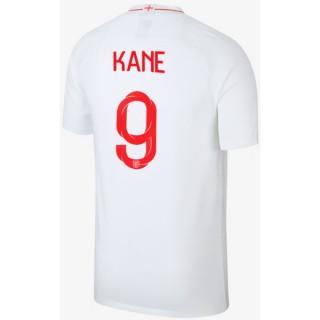2018 2019 Homme Maillot Angleterre KANE Officiel Domicile Coupe du Monde
