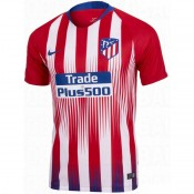 2018 2019 Homme Maillot Atletico Madrid Domicile