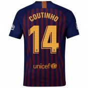 2018 2019 Homme Maillot Barcelone COUTINHO Domicile 2018 2019