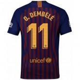 2018 2019 Homme Maillot Barcelone DEMBÉLÉ Domicile 2018 2019