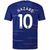2018 2019 Homme Maillot Chelsea HAZARD Domicile