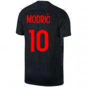 2018 2019 Homme Maillot Croatie MODRIC Extérieur Coupe du Monde