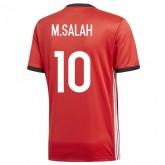2018 2019 Homme Maillot Egypte SALAH Coupe du Monde Domicile