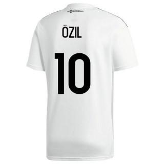 2018 2019 Homme Maillot Equipe de Allemagne OZIL Coupe du Monde Domicile