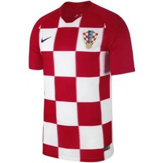 2018 2019 Homme Maillot Equipe de Croatie Domicile Coupe Du Monde