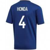 2018 2019 Homme Maillot Equipe de Japon HONDA Coupe du Monde Domicile