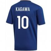 2018 2019 Homme Maillot Japon KAGAWA Coupe du Monde Domicile