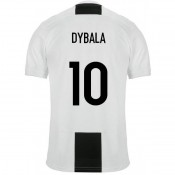 2018 2019 Homme Maillot Juventus DYBALA Domicile