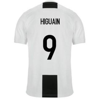 2018 2019 Homme Maillot Juventus HIGUAIN Domicile