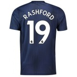 2018 2019 Homme Maillot Manchester United RASHFORD Third