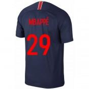 2018 2019 Homme Maillot PSG MBAPPE Paris Saint Germain Domicile