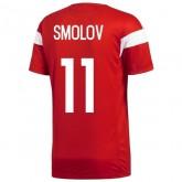 2018 2019 Homme Maillot Russie SMOLOV Domicile Coupe Du Monde
