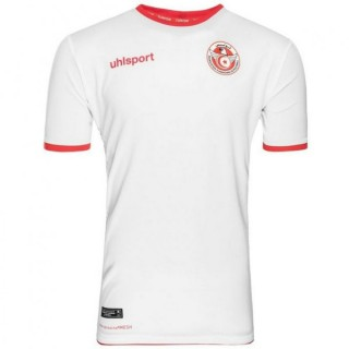 2018 2019 Homme Maillot Tunisie Domicile Coupe Du Monde