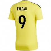 2018 2019 Homme Maillot de Foot Colombie FALCAO Coupe du Monde Domicile